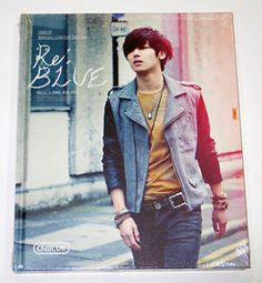 CNBLUE - Re:BLUE SPECIAL LIMITED EDITION [MINHYUK ver.] CD+DVD+104p Photobook US $49.90