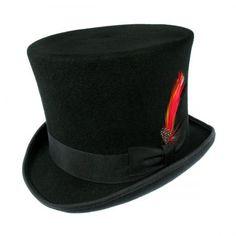 Jaxon Hats' Victorian Top Hat. $75 #tophats #victorian