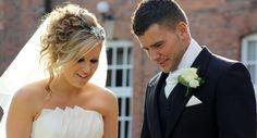 A beautiful blushing bride :)