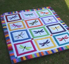 dragonfly quilts | dragonfly quilt | Flickr - Photo Sharing!
