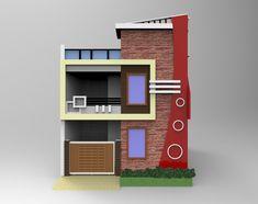 House Outer Design, Single Floor House Design, House Outside Design, House Front Design, Small House Design, Modern House Design, Home Door Design, Home Building Design, Bungalow House Design