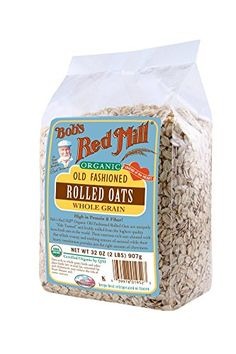 Bob's Red Mill Organic Regular Rolled Oats, 32 Oz >> Startling review available here  : Prime Pantry