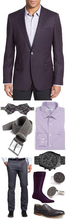 Men's Fashion Inspiration for the Modern Groom