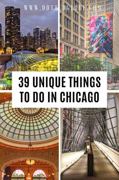 travel quotes travel photography tourist attractions new york Visit Chicago, Chicago Travel, Chicago Chicago, Travel City, Chicago Places To Visit, Chicago Vacation, Usa Travel Guide, Travel Usa, Travel Packing