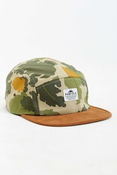 Penfield Casper Camo 5-Panel Hat - Urban Outfitters