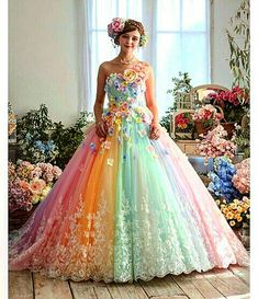 Gala Dresses, Ball Gown Dresses, Prom Dresses Blue, Quinceanera Dresses, Pretty Dresses, Evening Dresses, Beautiful Gowns, Beautiful Outfits, Ropa Color Pastel