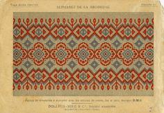 Gallery.ru / Photo # 52 - Alphabet de la brodeuse - logopedd