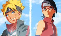 Naruto Shippuden Ultimate Ninja Storm 4 : un combat entre Naruto enfant et son fils Boruto