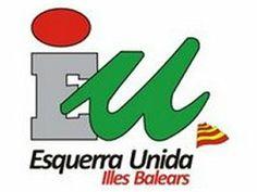 Logotip d'Esquerra Unida de les Illes Balears