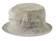 Adult's Cotton Beach Hat