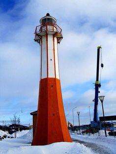 Ystad #Lighthouse - #Sweden http://dennisharper.lnf.com/