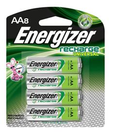 Energizer Rechargeable AA Batteries NiMH 2000 mAh Pre-Charged Pack 8 - for sale online Off Grid Batteries, Cool Bluetooth Speakers, Battery Sizes, Lead Acid Battery, Metal, Cool Things To Buy, Personal Care, Count, Grey
