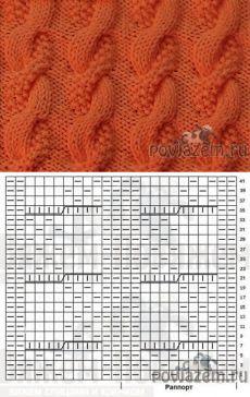 УЗОРЫ СПИЦАМИ - knitting for beginners knitting ideas knitting patterns knitting projects knitting sweater Cable Knitting Patterns, Knitting Charts, Lace Knitting, Knitting Stitches, Knitting Socks, Knitting Designs, Knitting Needles, Knit Patterns, Stitch Patterns