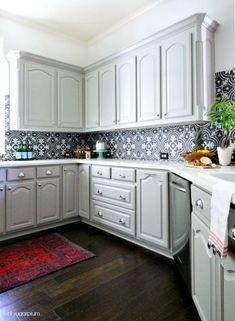 17 best somertile in action images kitchens houzz backsplash tile rh pinterest com
