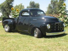 I will own a   Studebaker Pickup truck someday!!!