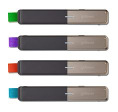 goTenna is sold in twos — one for you, another to share with a friend — so you can stay connected to each other and anyone else who has goTenna. Each pair comes