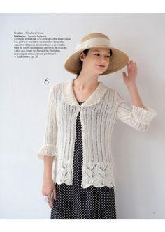 45 modèles ajourés Crochet-Tricot
