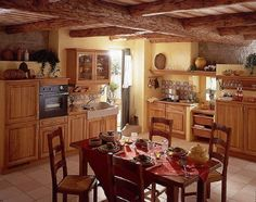 assortment-of-rustic-french-look-dining-room-ideas-trendseve.com.jpg (800×631)