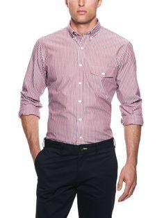 Framed Stripe Sport Shirt by Brooks Brothers at Gilt