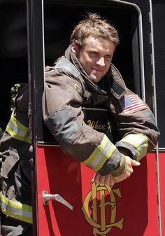Chicago Fire: Casey, hangin' out | Shared by LION