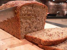 Verliebt in Zuhause!: Kohlenhydratarmes Brot für ketogene Diät