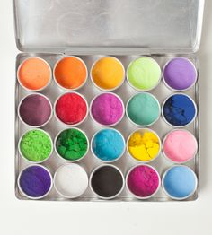 Watercolor Paints - GYPSYA. Want it.