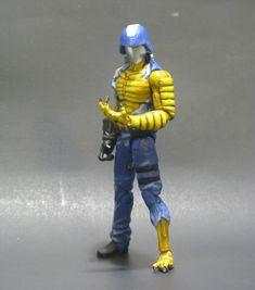 by Soloman Witt Awesome Toys, Cool Toys, Gi Joe Cobra, Military Units, Figure Photography, Custom Action Figures, Animation Series, World War I, Shawl