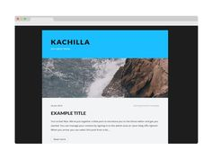 Kachilla by ghert on @creativemarket