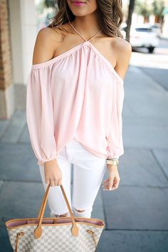 d909df52de981 Love showing some skin with off the shoulder shirts and sweaters ...