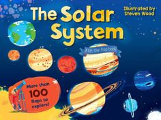 Solar System Lift the Flap