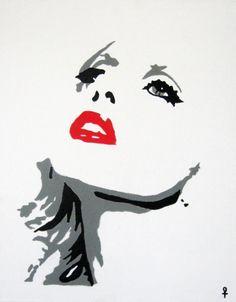 I want this framed! Love it! Lady Gaga!