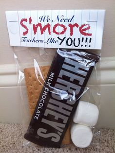 S'more Teachers Like You!