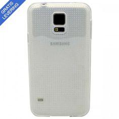 Klart Samsung Galaxy S5 Cover - Transparent