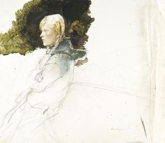 Andrew Wyeth: Portrait Studies | Farnsworth Art Museum