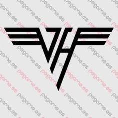 Pegame.es Online Decals Shop  #logo #music #band #metal #van_halen #vinyl #sticker #pegatina #vinilo #stencil #decal