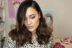 How to get BIG/WAVY Hair  Click to watch my tutorial https://www.youtube.com/watch?v=ITFz3TdwZlU