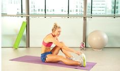 FitnFoodie.com - Workout - Calf exercises for women