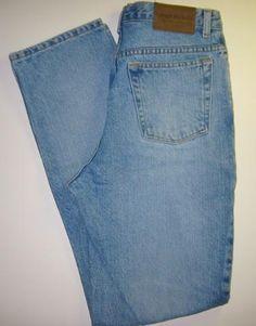 Ralph Lauren Jeans Co Blue Jeans Womens Size 8   $9