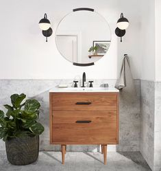 Marquam Teak Single Vanity | Rejuvenation