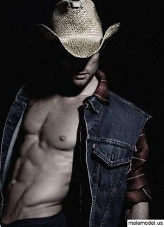Oooo.... I just had a whole western play in my head with this cowboy, that ended up with living room rodeo!  Lol!