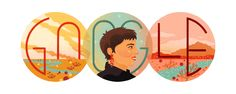 The Chicana writer and scholar freely crossed lines and language and united cultures with the same spirit as many Latin music artists from yesterday and today. Birthday Dates, 75th Birthday, Google Doodles, Latin Music Artists, Gloria Anzaldua, Texas Mexico Border, Mexican American, Yesterday And Today, Borderlands
