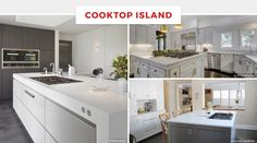 Cooktop islands allow you to be more social when cooking and give you greater flexibility with kitchen counter space. Read on to learn more about the best kitchen island ideas for 2018.