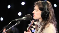 'Bird Song' by The Wailin' Jennys  Sweet folk music and great instruments--get calm and relax with it.....