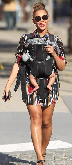 Beyonce#I'm going to do this look this week. Baby and all! LOL