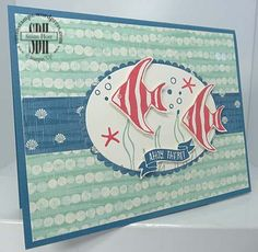 Seaside Shore, Layering Ovals, By The Shore, Stampin Up, susanstamps.wordpress.com
