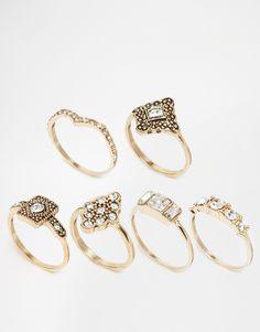 ALDO Forestburg Multipack Rings