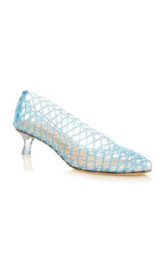 Jelly Kitten Heel  by MARY KATRANTZOU for Preorder on Moda Operandi