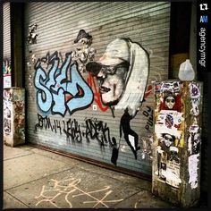 #Repost @agencymgr with @repostapp. ・・・ #Manhattan #nyc #Graffitti and #streetart … #newyork #newyorkcity #art #street #streetphotography #creative #creativity #agency #modelagency #model #modelling #software #agencymgr #agencymanager #booker #agent #hipstamatic