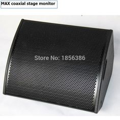 >> Click to Buy << MAX15 coaxial PA speaker enclosure , neodymium coaxial stage monitor for linearray speaker,in professional audio #Affiliate