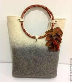 "Women's handmade bags. Fair Masters - handmade bag ""September."" Handmade."